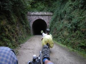 Voies vertes - cyklostezka ze staré železnice