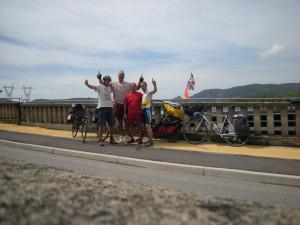 Setkání alternativních cyklistů