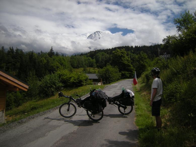 Tam někde je Blanc, Mt. Blanc