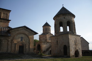 Klášter v Gelati