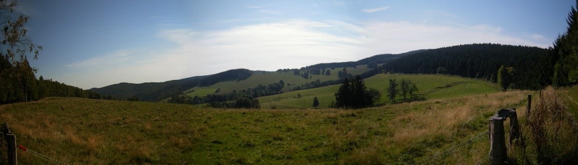 Hřeben Rychlebských hor