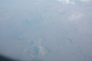 Kdesi nad Kazachstánem