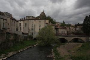 Jedno z mnoha krásných Městeček po cestě - Champeix