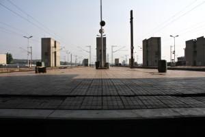 Nádraží ve Skopje