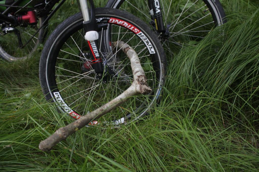 Zámek na kolo