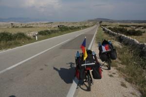 Páteřní silnice Pagu