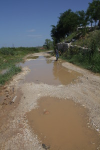 Silnice do Fushe-Kruje