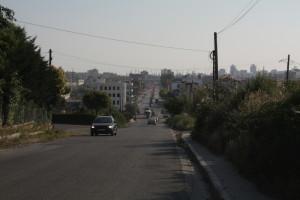 Příjezd k moři v Durresu
