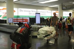 Naše balíčky ve Vídni
