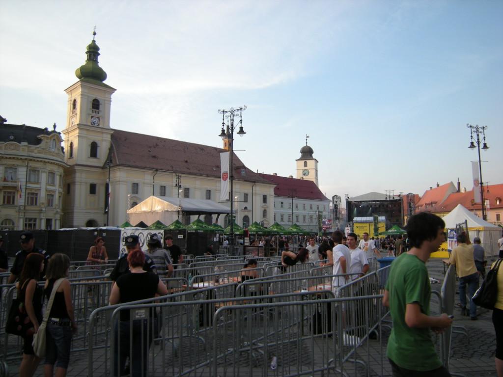 Metalfest v Sibiu