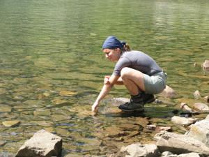 Jezero Mija
