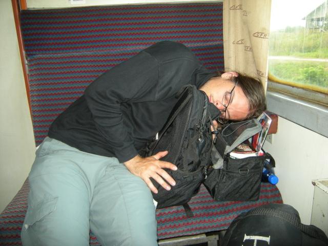 Bágly se musí hlídat i ve spánku...