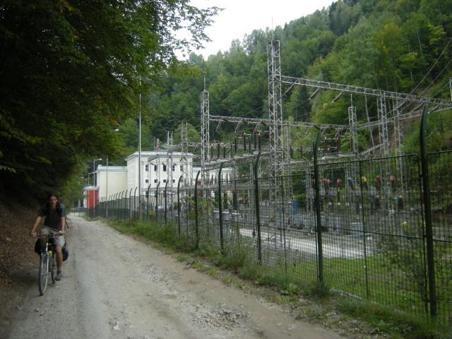 A přečerpávací elektrárna
