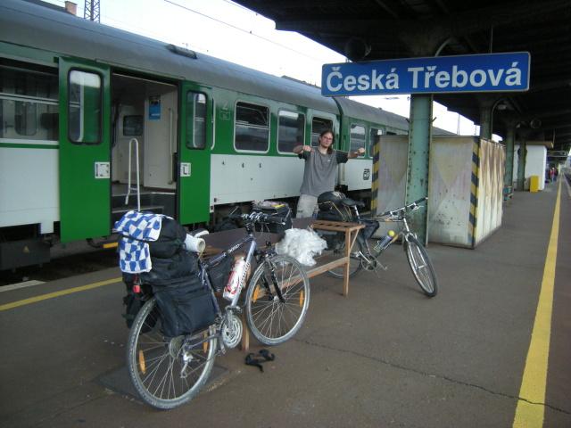 Sestavit kola v Třebové už byla maličkost