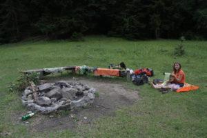 Náš camp place